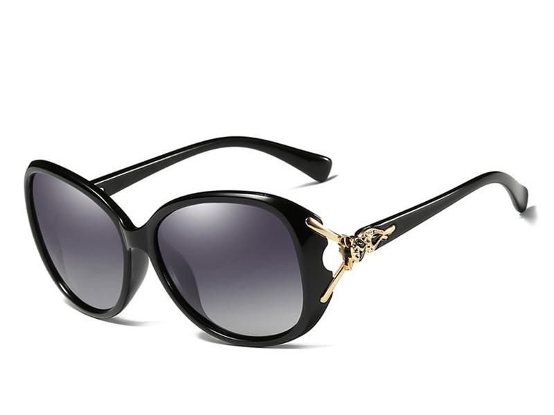 KINGSEVEN HD Sunglasses Polarized Retro Big frame luxury Eyewear Lady Brand Designer Sun glasses Oculos de sol