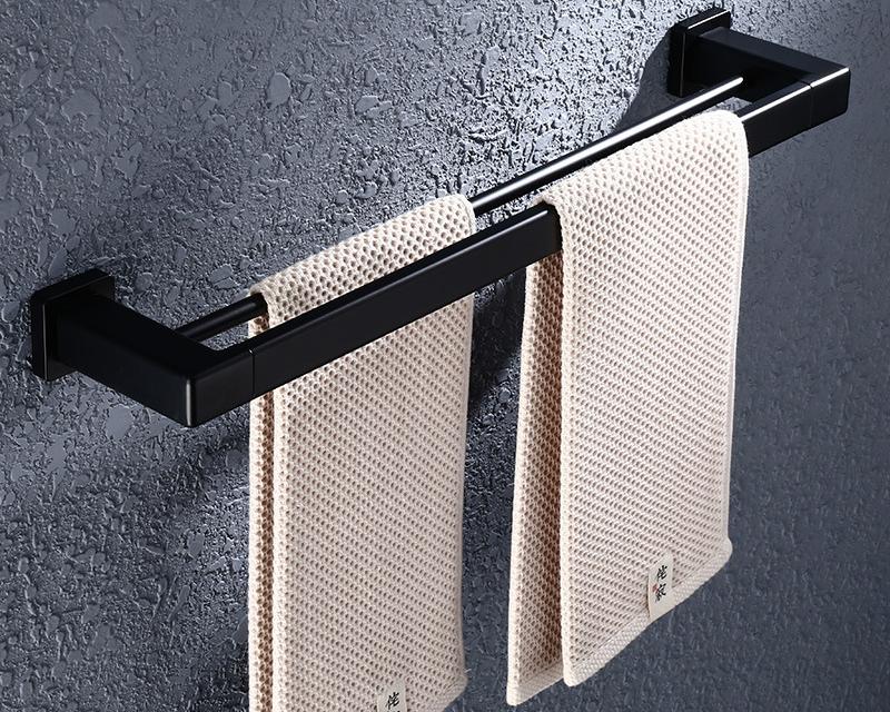 Black Antique Porcelain Bathroom Shelf Towel Rack Suit Bathroom Shelf Bathroom Hardware Set Bathroom Accessories Free Shipping