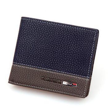 Business Card Holder For Men Wallet Male Purse Cuzdan Small Money Bag Klachi Portomonee Walet Vallet Kashelek Partmone Portmann
