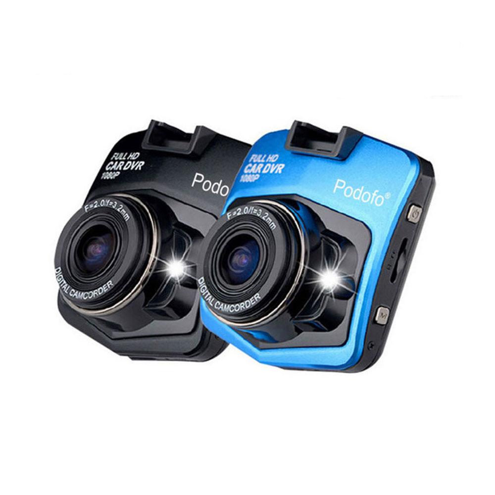 2019 New Original Podofo A1 Mini Car DVR Camera Dashcam Full HD 1080P Video Registrator Recorder G-sensor Night Vision Dash Cam