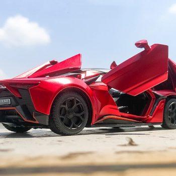 1:32 Lykan Hypersport Alloy Car Model Diecast & Toy Vehicles